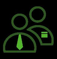 Icono Organización institucional e interna